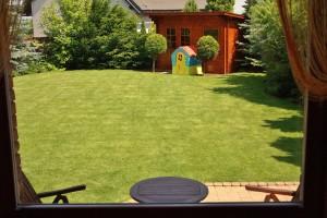 komfort života může přinést zahrada