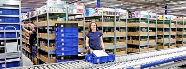 Slovensko rájem skladových hal a logistiky