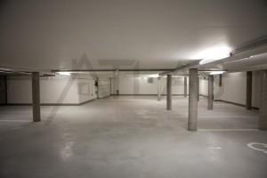parkovací stání k bytu luxusnímu bytuu 3+kk, 111 m2 v novostavbě s bazénem Praha 6 - Troja, Povltavská ulice
