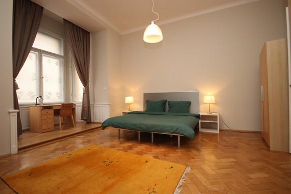Praha 7 Letná byt 3+1 na pronájem Praze u Stromovky Korunovační