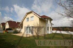 Pronájem nezařízeného domu 6+1, 270 m2, Praha 6 - Nebušice