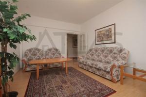 zařízený byt 4+1 na pronájem na Praze 6 - Břevnov, v ulici Na Petynce, obrázek obývacího pokoje