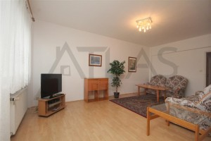 zařízený byt 4+1 na pronájem na Praze 6 - Břevnov, v ulici Na Petynce