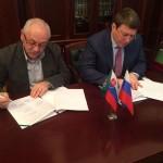 Rektor SPU se stal čestným profesorem Belgorodské státní zemědělské univerzity