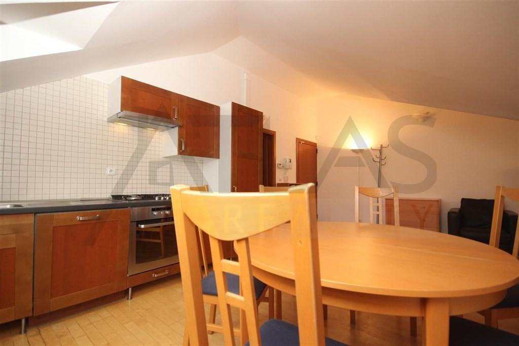 Pronájem bytu 2+kk, 50 m² Praha 10 - Vysočany, Poděbradská