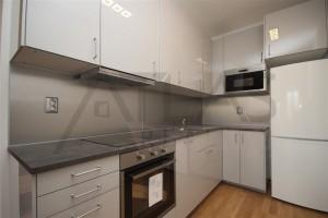 kuchyňská linka Pronájem zařízeného bytu 2+kk, 59 m2 Praha 7 - Holešovice, Dělnická