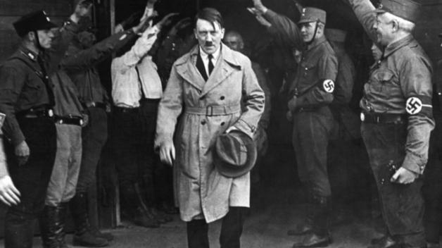 Nacistické Německo a Hitler