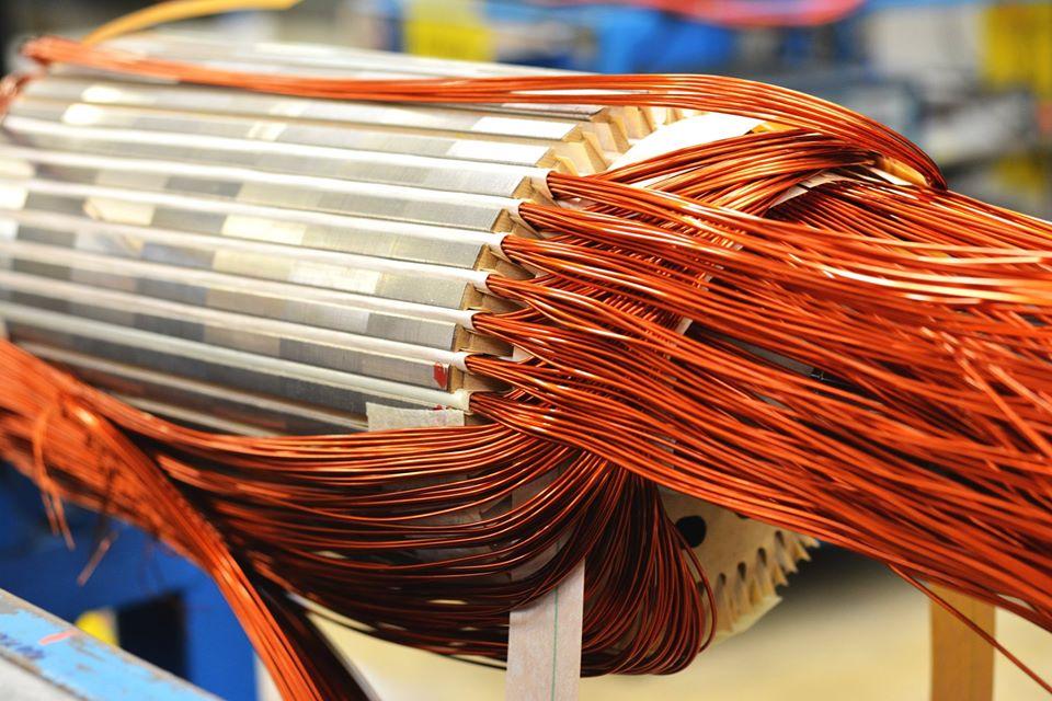 ELEKTROMECHANIK - pracovník výroby elektromotorů