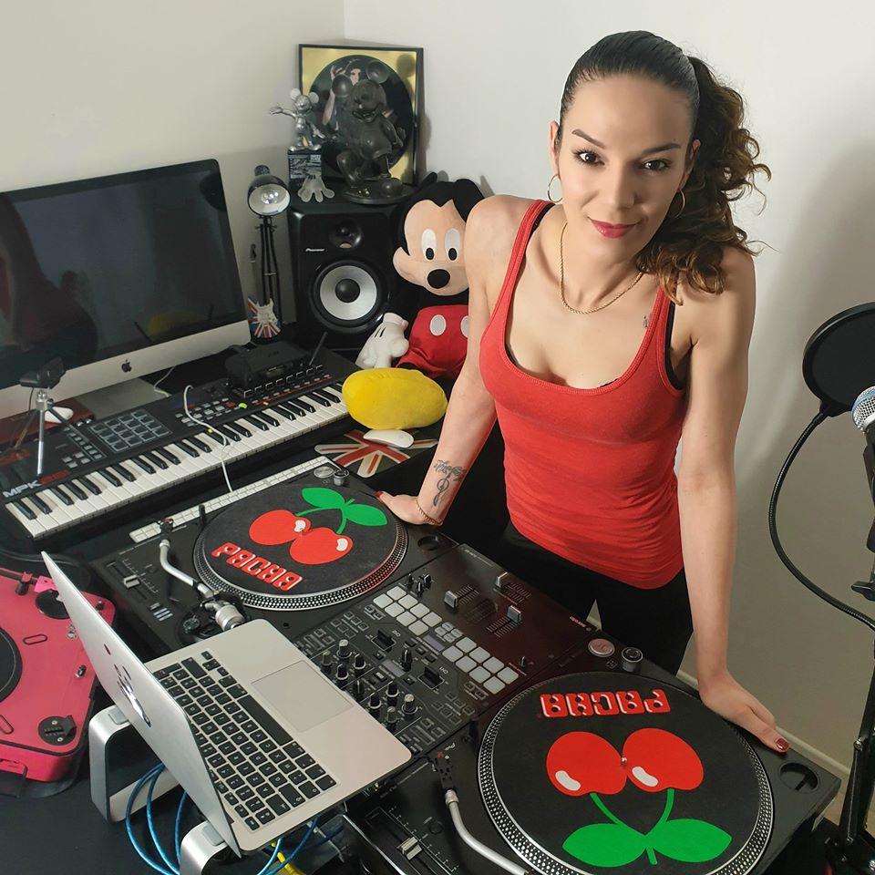 DJ Lady Style 3