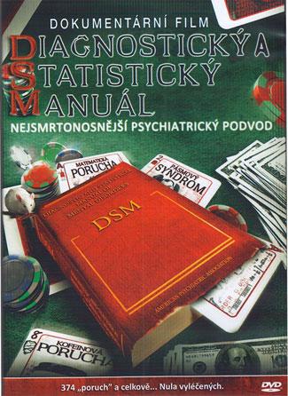 DVD Diagnostický a statistický manuál