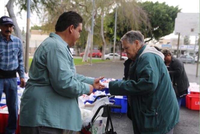 sklad mobilního jídla v okrese Los Angeles