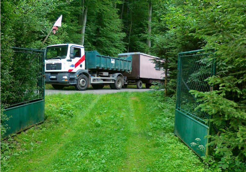 Richard Kubica, s.r.o. - pronájem kontejnerů