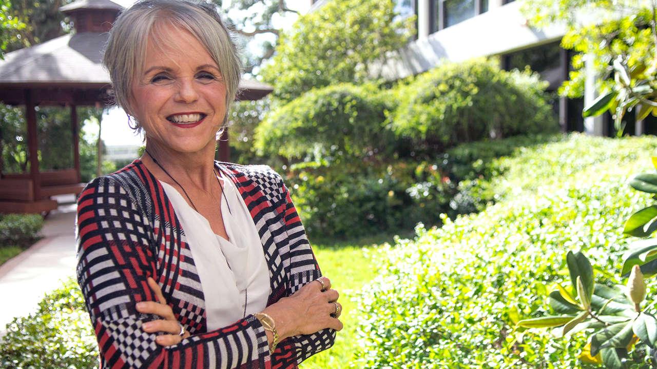 Joanie Sigal – žena která dokončí, co začne dělat