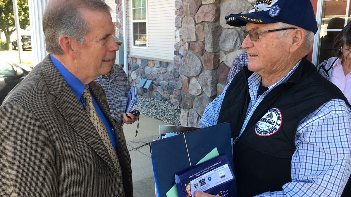 Kongresman Tim Walberg představil zákon o pomoci a zajištění pro Americké seniory