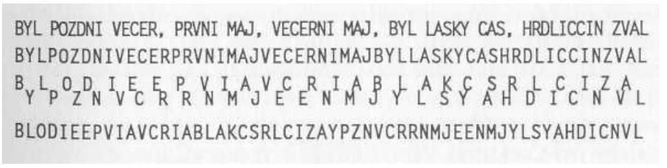 Skutečná teoretická kryptografie3