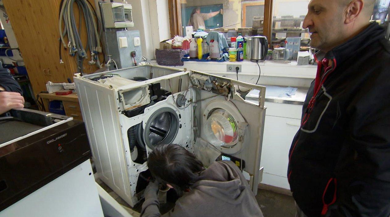 oprava pračky