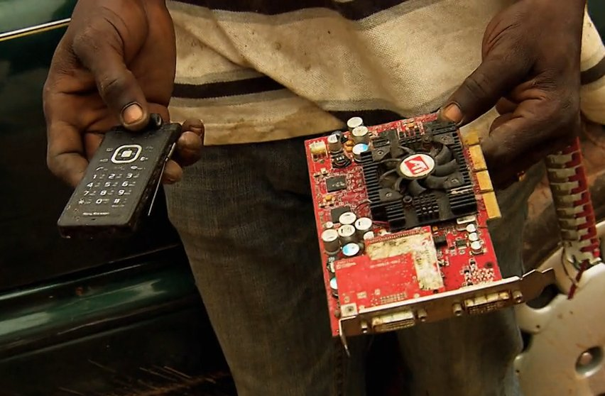 Elektronický odpad - recyklujte cenné suroviny