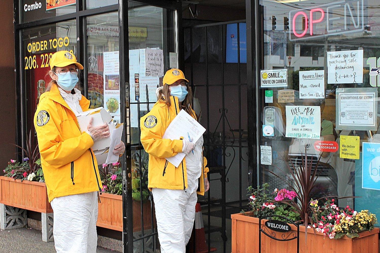 Scientologická církev v Seattlu - Program dobrovolných duchovních Scientologické církve