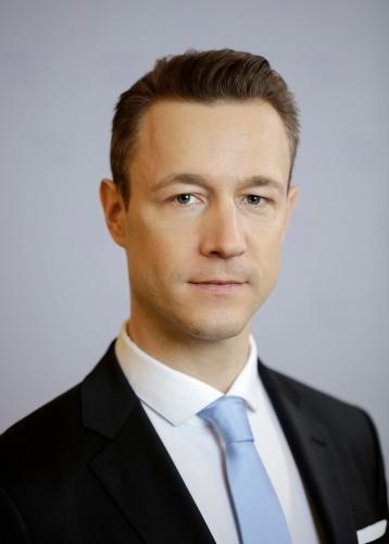 Gernot Blümel - Rakouský ministr financí Gernot Blümel