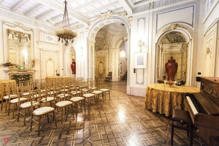 Villa Cernigliaro, autentický klenot italské kultury, se nachází v Sordevolo, Biella