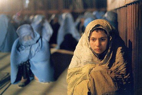 utrpení afghánskému lidu