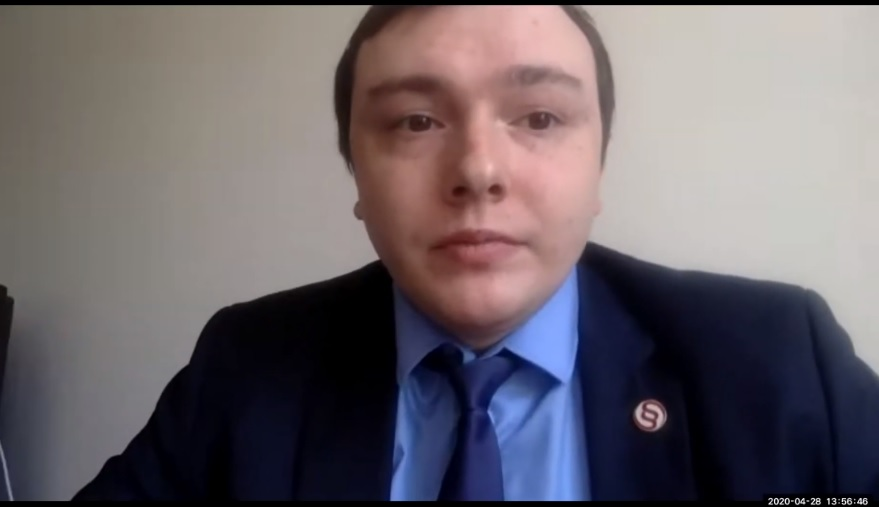 Kuzněcov Maxim Vladimirovič - viceprezident RASPP