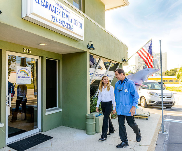 Dr. Paul Rodeghero - Clearwater Family Dental Clinic