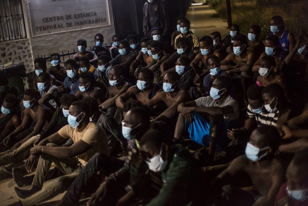 Španělská území Ceuta a Melilla nacházející se na severním pobřeží Maroka jsou cílem migrantů z Afriky, kteří chtějí tímto způsobem vstoupit do Evropské unie.